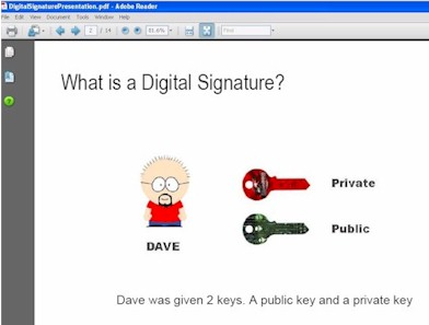 digital signatures essay Which prohibits parties from denying electronic signatures legal  as this essay  shows, whether arizona's law is in fact preempted is a very.