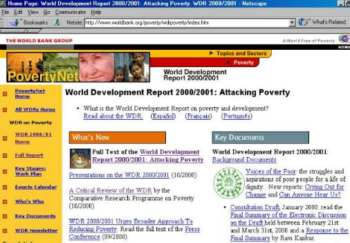 http://www.worldbank.org/poverty/wdrpoverty/index.htm