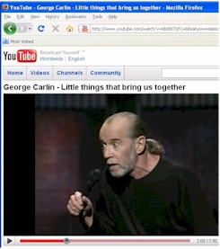 george carlin youtube
