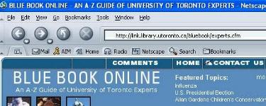 http://link.library.utoronto.ca/bluebook/experts.cfm