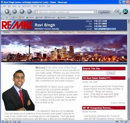 Ravi Singh Logo